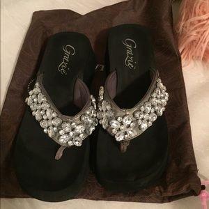 Gracie Sandals